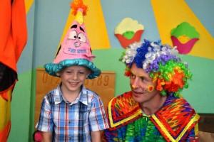 День рождения ребенка в школе